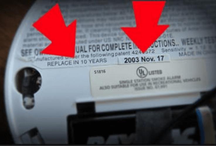 Год выпуска аккумулятора можно определить по маркировке