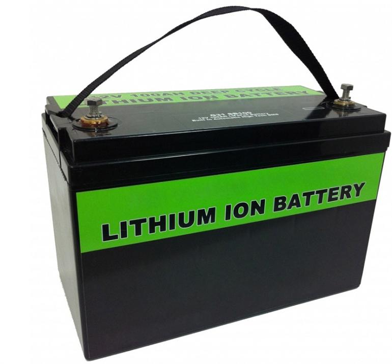 использования литиевых аккумуляторов для автомобилей