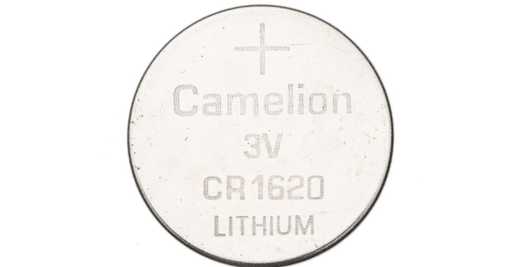 Батарейка-таблетка CR1620