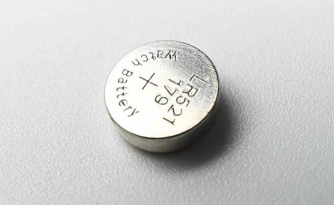 Батарейка LR521