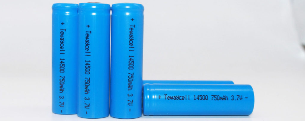 Батарейка 14500