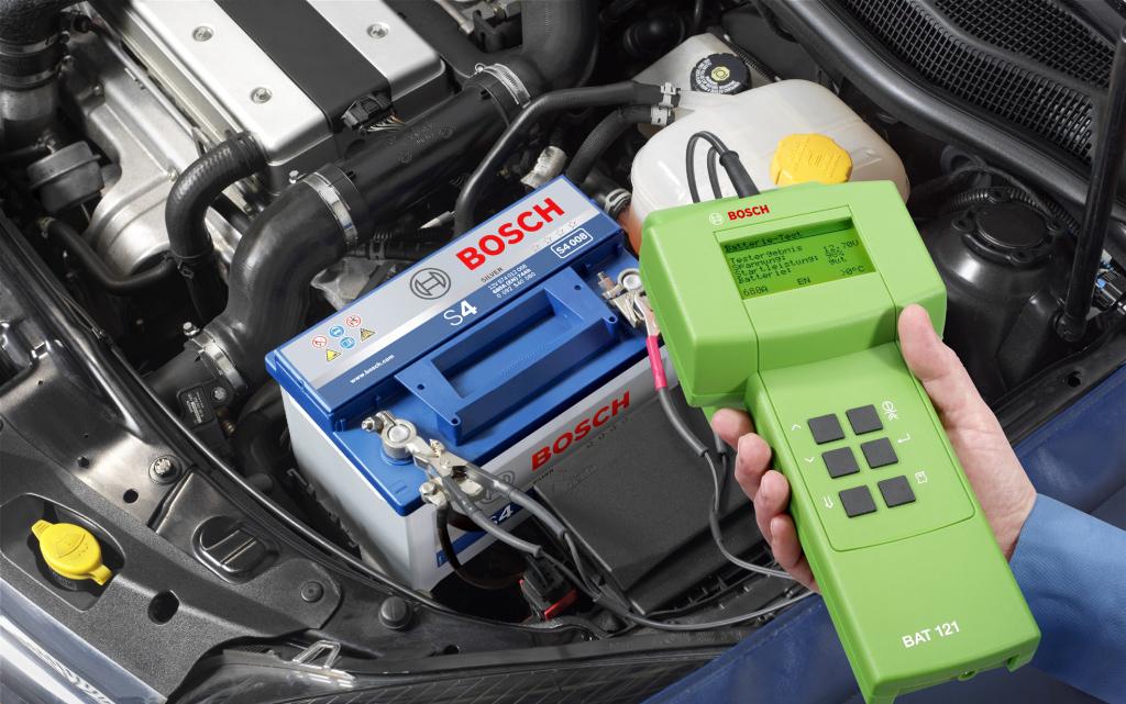 Мощность аккумуляторной батареи