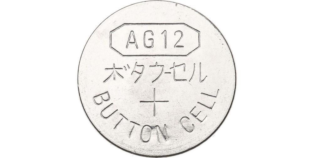 Все о батарейке AG12