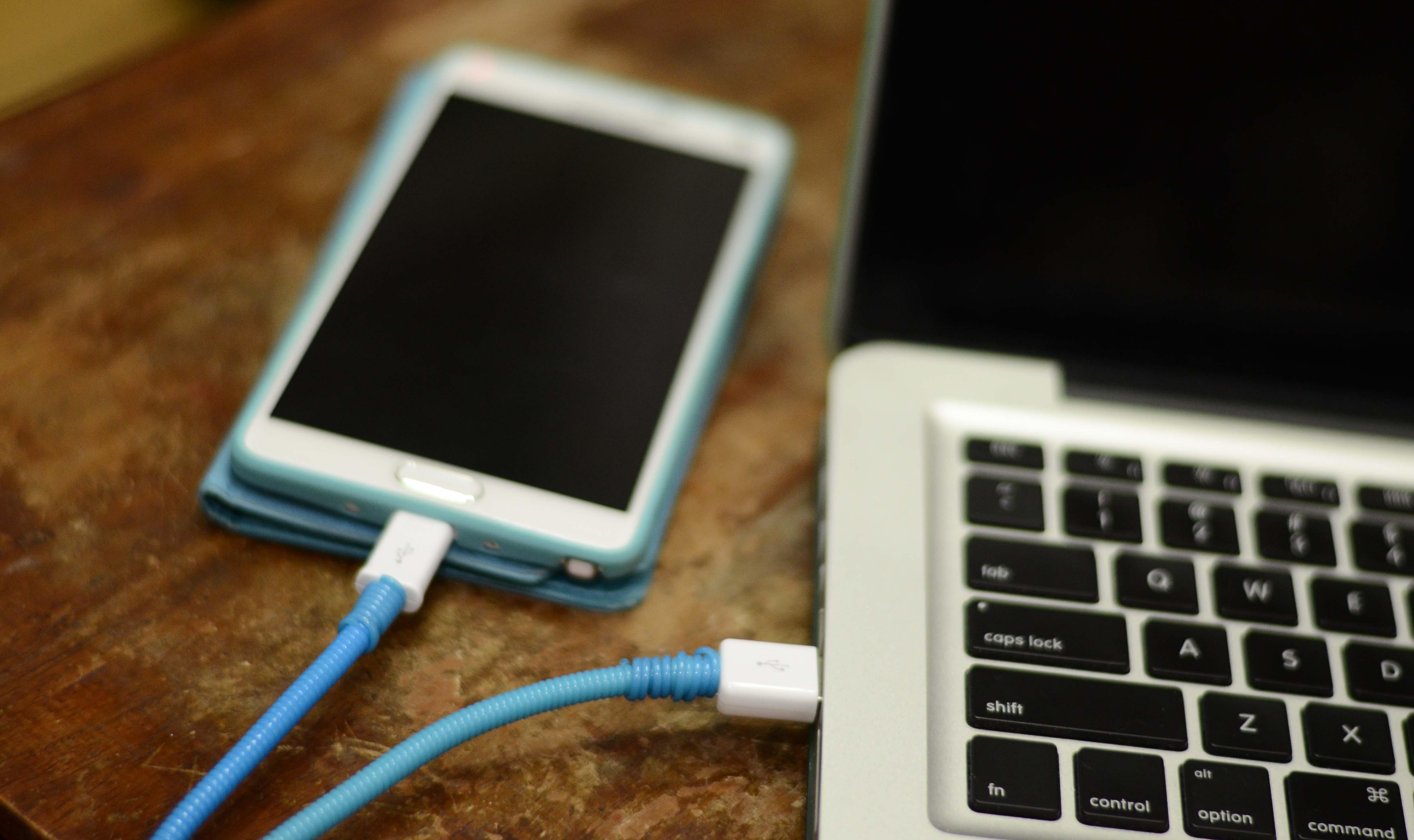 Зарядка от USB порта