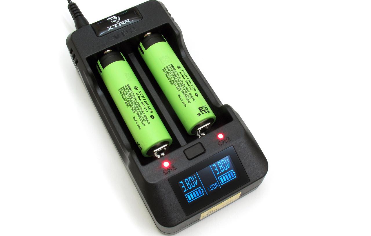 Зарядная станция для аккумулятора