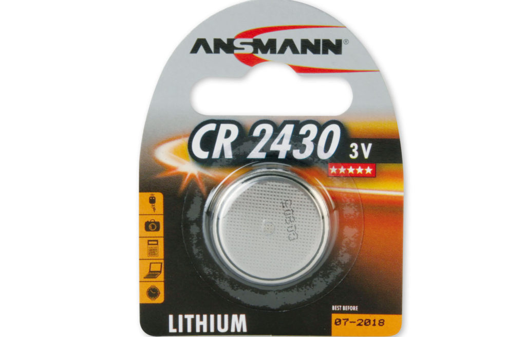 Все о батарейке CR2430
