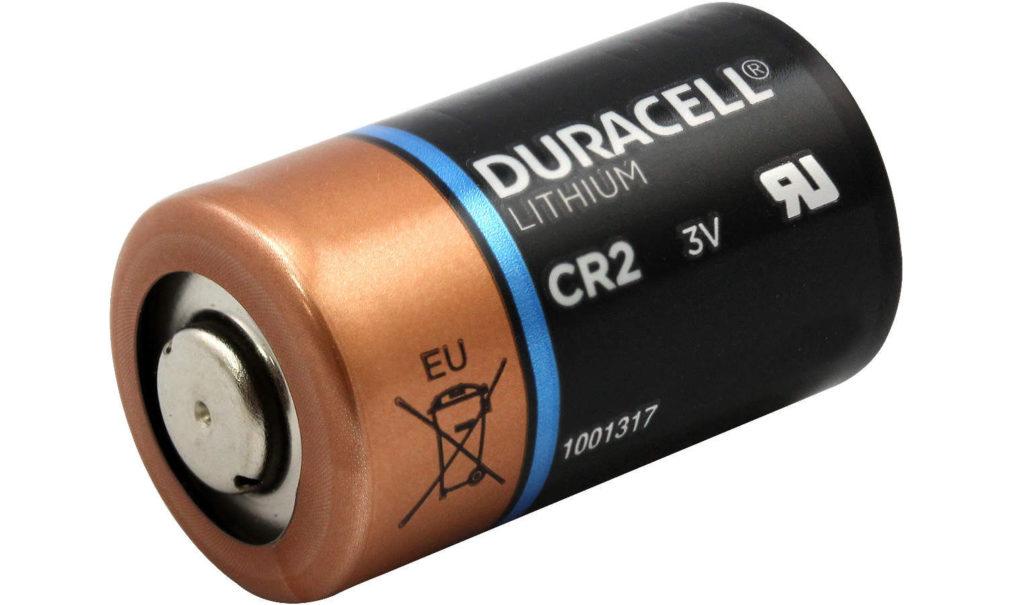 Все о батарейке CR2