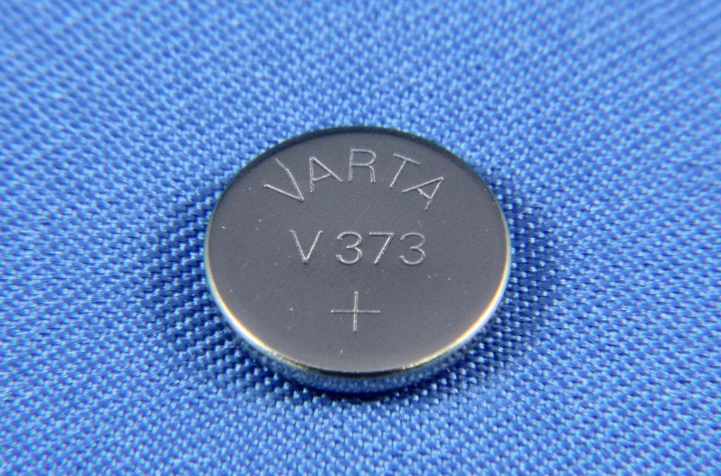Все о батарейке 373