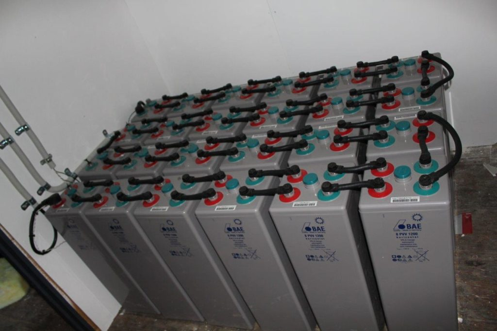 Аккумуляторы для солнечных батарей - как выбрать