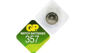 Батарейка фирмы GP357