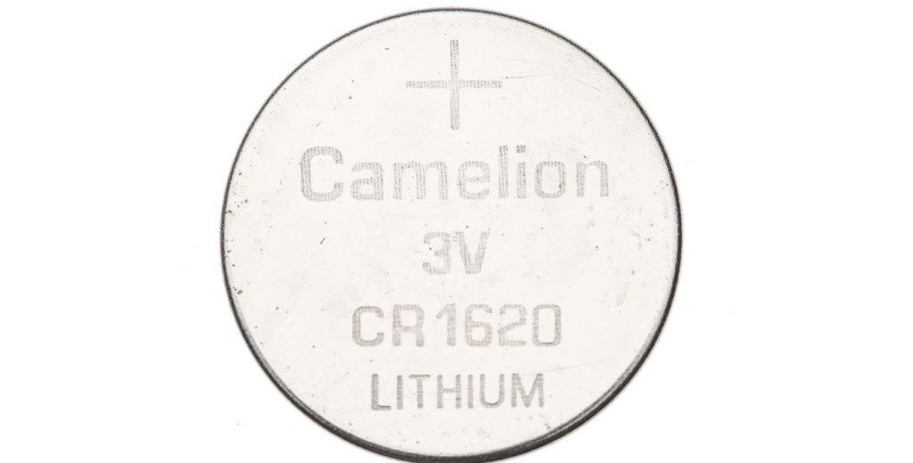 Батарейка cr1620
