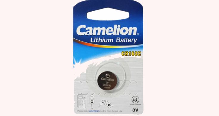 Подробная информация о батарейке CR1632