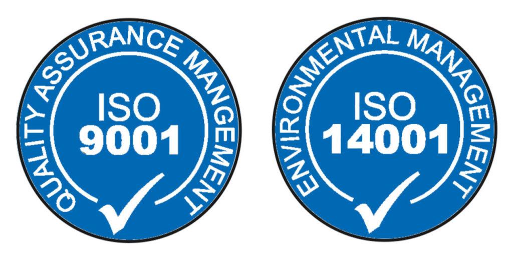 Аккумуляторы имеют сертификаты качества ISO 9001, ISO14001