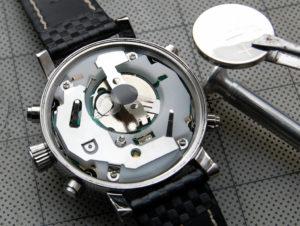 Чаще всего LR626 используется как батарейка для часов