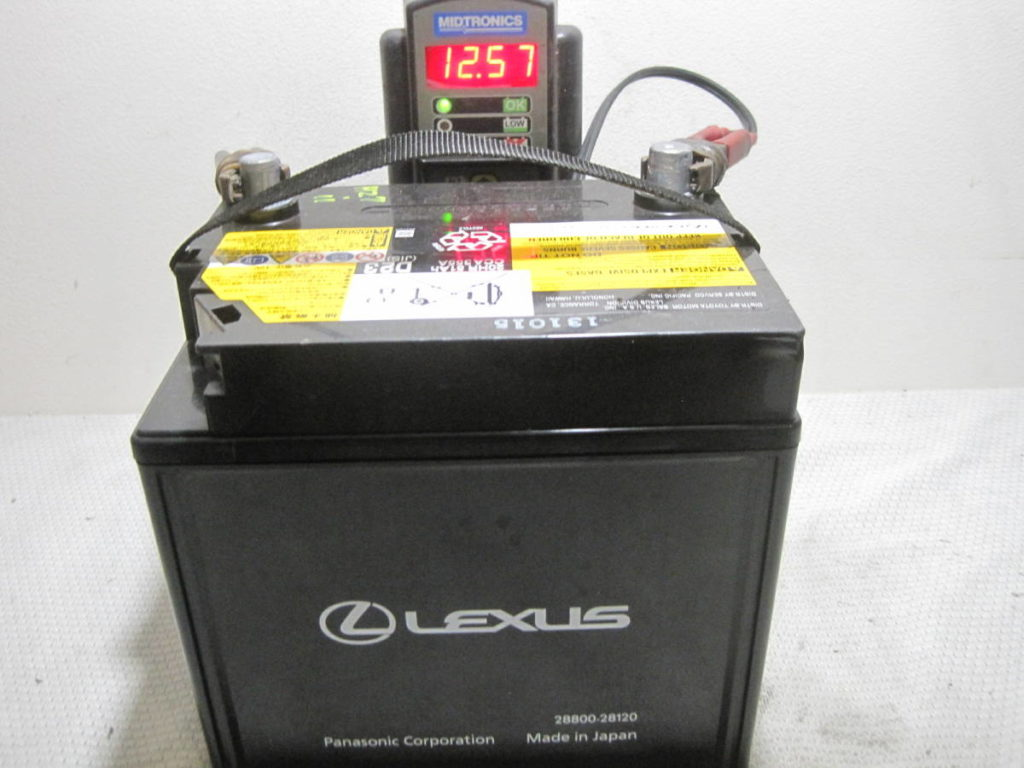 Производство аккумуляторов 75D23L налажено в странах азиатского региона