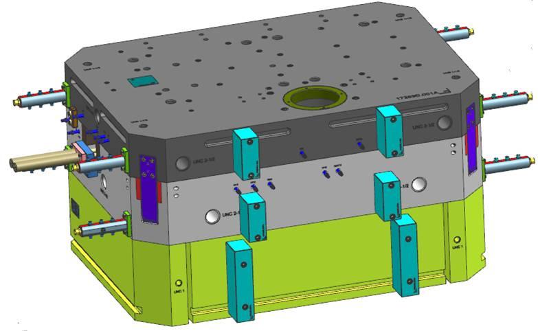 Пластины, подключенные к положительному полюсу, изготовлены с использованием технологии Book-moldCasting
