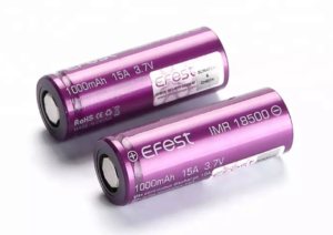 Батарейка производства фирмы Efest