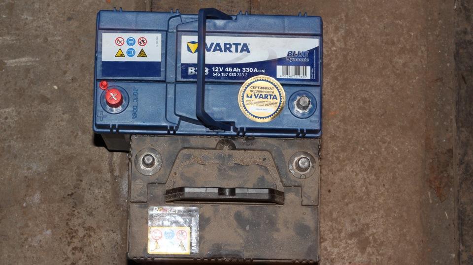 Неприятный запах от батареи, перегрев банок - признаки неисправности АКБ Матиза