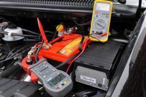 мПри наличии двух АКБ необходим тщательный контроль зарядного тока и степени зарядки
