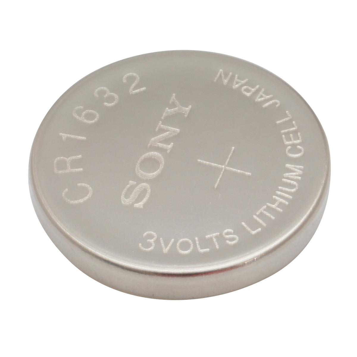 Батарейка CR1632 применение