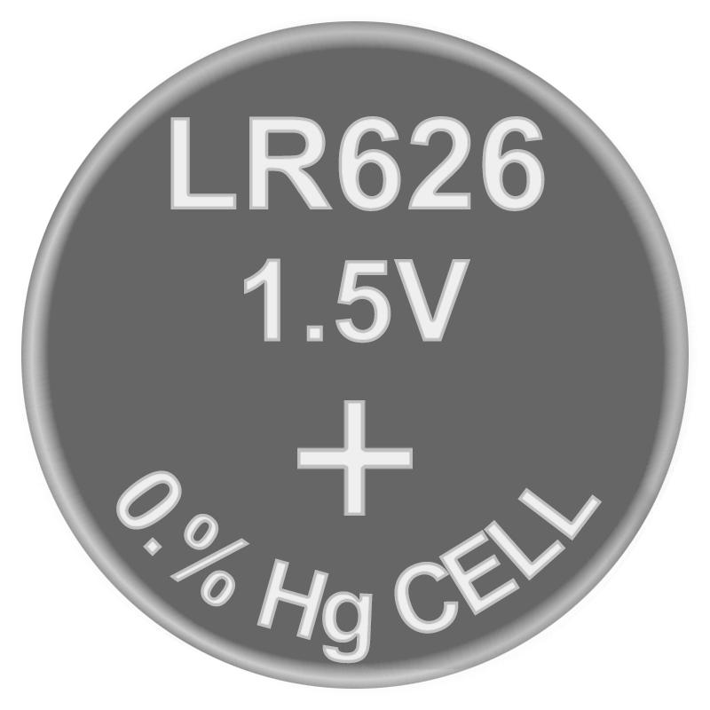 Батарейка LR626