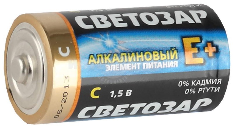 Батарейка типа C