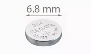 размер батарейки