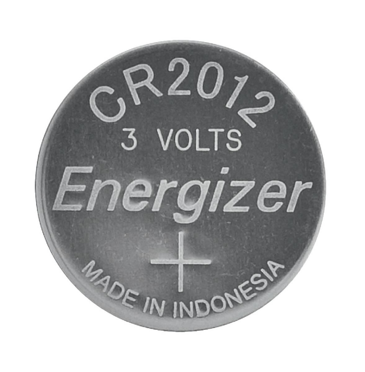 батарейки 2012