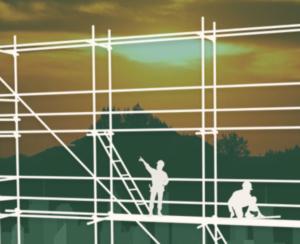 Что такое строительные леса