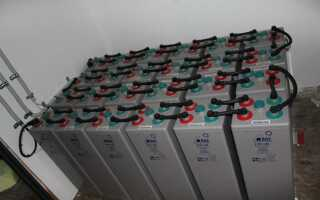 Аккумуляторы для солнечных батарей — как выбрать