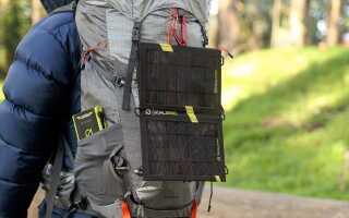 Как зарядить телефон в походе или на рыбалке: преимущества и недостатки переносных солнечных батарей