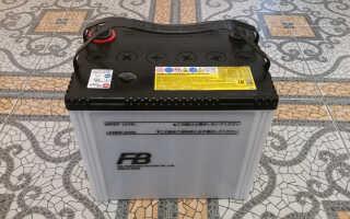 Аккумулятор Furakawa Battery 80D23L